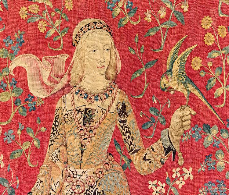 Le mystérieux sixième sens de la Dame à la Licorne