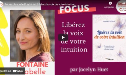 Replay – Interview intuition sur Energies positives