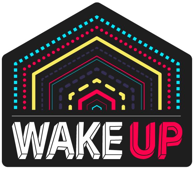 wake-up logo