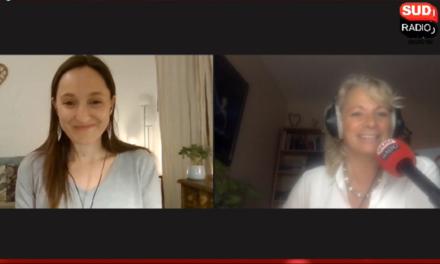 Replay / Podcast- Interview Sud Radio intuition et synchronicité avec Muriel Hermine