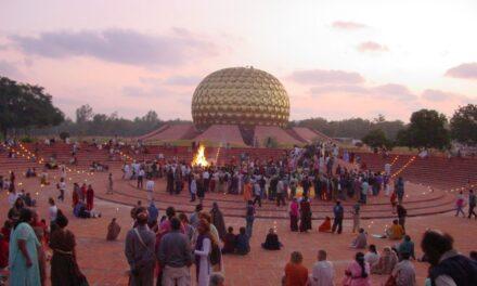 Auroville, cité utopique, cité intuitive