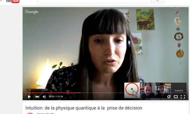 Interview Intuition et physique quantique