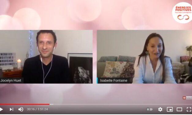 REPLAY – Interview synchronicités sur Energies Positives Media