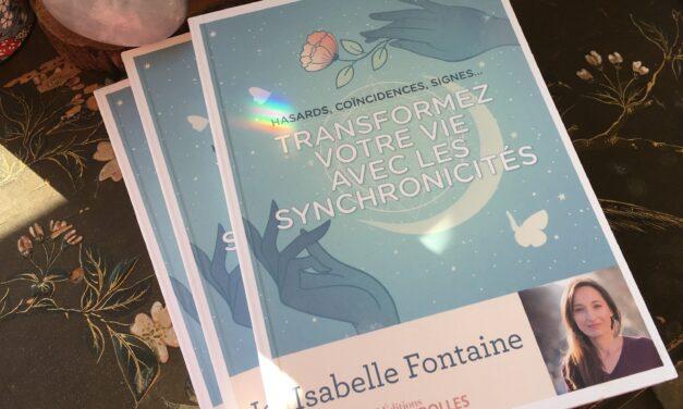 Sortie de « Transformez votre vie avec les synchronicités » : un livre pour donner du sens aux coïncidences