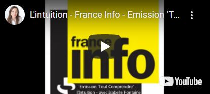 interview france info intuition isabelle fontaine
