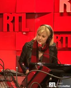 RTL Flavie Flament